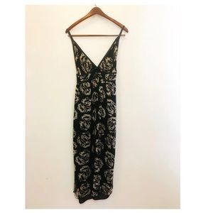 Cynthia Rowley 100% Silk Empire Dress